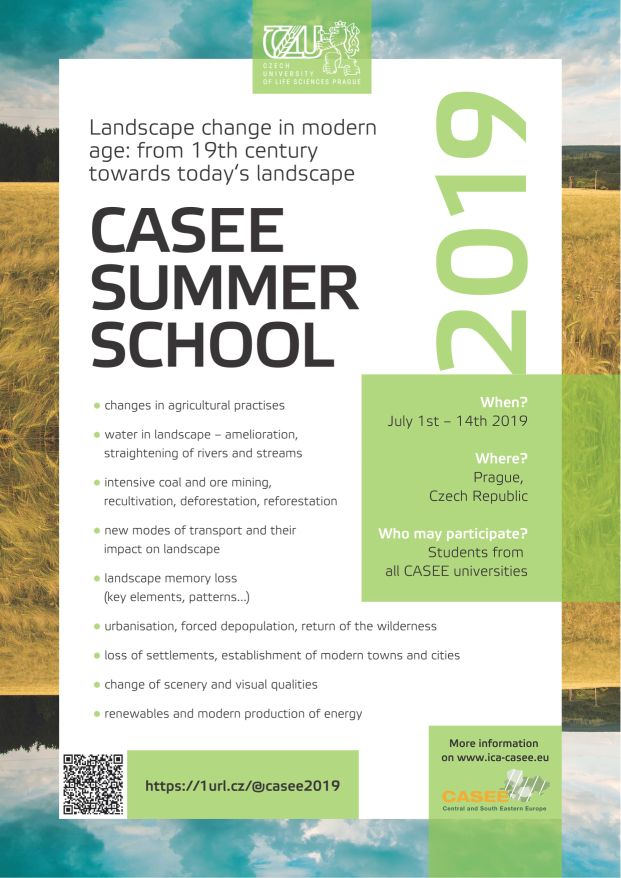 CASEE summer school 2019